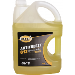 Antifrizas ALB YELLOW -36°C 5kg