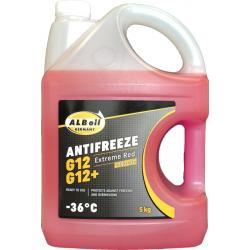 Antifrizas ALBoil G12/G12+ EXTREME RED LONG LIFE -36ºC, 5kg