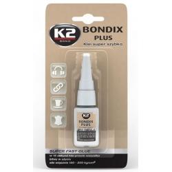 Greito veikimo klijai K2 BONDIX PLUS, 10g
