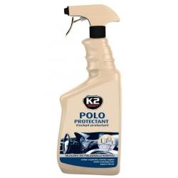Apsauginis panelės valiklis-polirolis K2 POLO PROTECTANT 770ml (naujo automobilio kvapo)