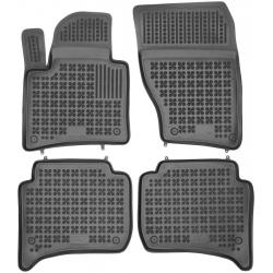 Guminiai kilimėliai PORSCHE Cayenne II nuo 2010 (Paaukštintais kraštais)