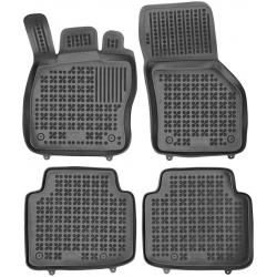 Guminiai kilimėliai SKODA Superb III nuo 2015 (Paaukštintais borteliais)