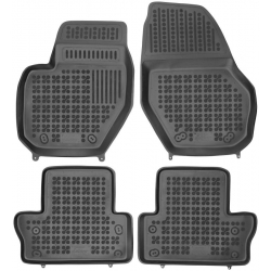 Guminiai kilimėliai VOLVO XC60 2008-2017 (Paaukštintais borteliais)