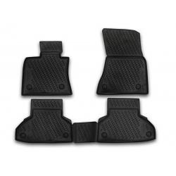 Guminiai kilimėliai BMW X6 (F16) 2014→ (pakeltais kraštais)