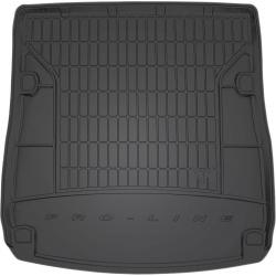 Guminis bagažinės kilimėlis Pro-Line AUDI A6 C6 Wagon 2004-2011 (Su skyreliais daiktams)