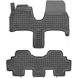Guminiai kilimėliai CITROEN C8 2002-2014 (Paaukštintais borteliais)
