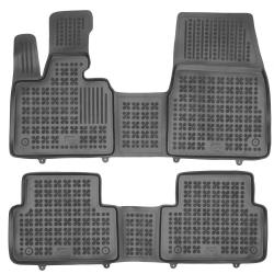 Guminiai kilimėliai BMW i3 2013→ (Paaukštintais borteliais)