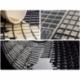 Guminiai kilimėliai HYUNDAI Santa Fe III 2012→ (Trys eilės)