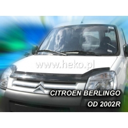 Kapoto deflektorius CITROEN BERLINGO 2002-2008
