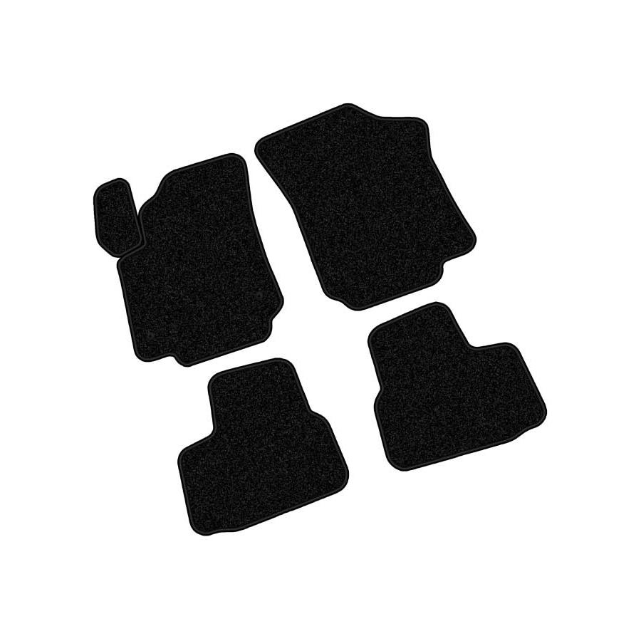Tekstiliniai kilimėliai SEAT Mii 2011→