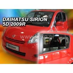 Vėjo deflektoriai DAIHATSU SIRION 5 durų 2004-2015 (Priekinėms ir galinėms durims)