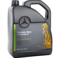 Originalus Tepalas MERCEDES-BENZ MOTOR OIL 229.52 5W-30, 1L