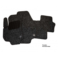Tekstiliniai kilimėliai SEAT Leon Hybrid 2020→