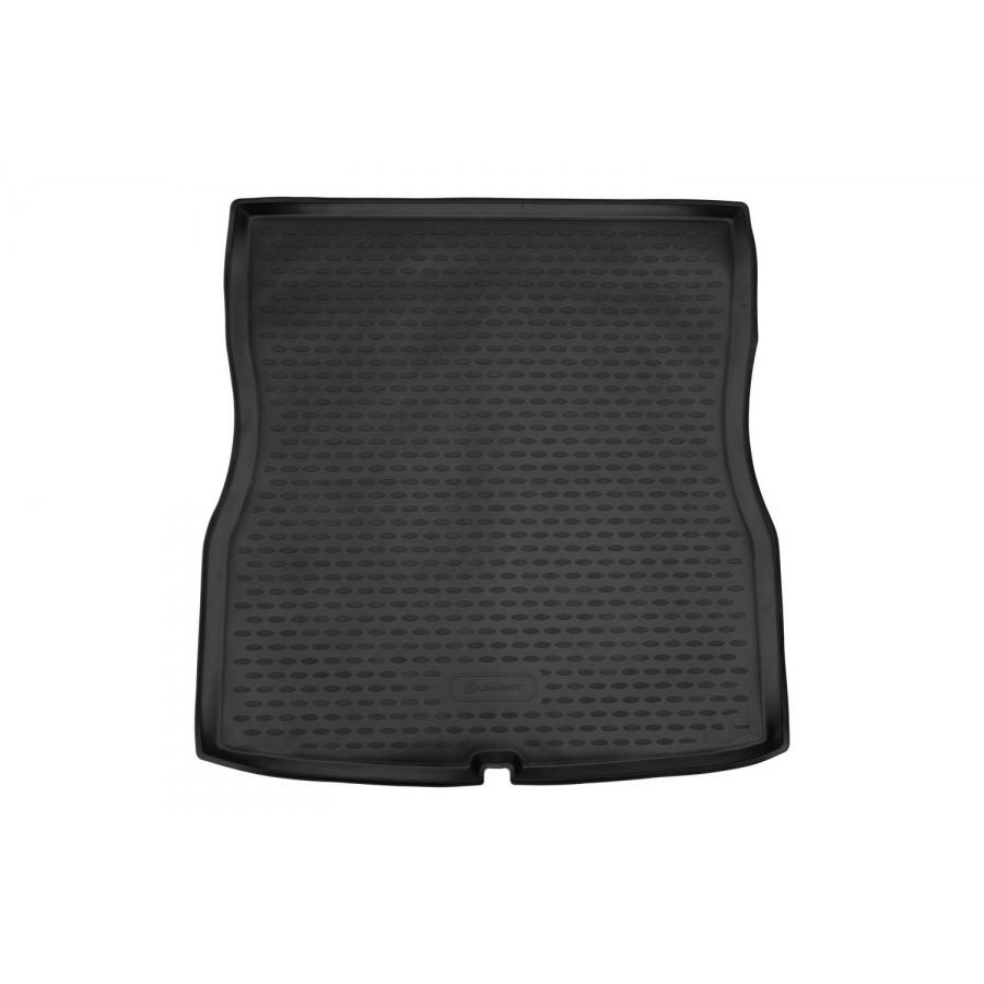 Poliuretaninis bagažinės kilimėlis TESLA Model S Liftback 2017→ (Galinė dalis)