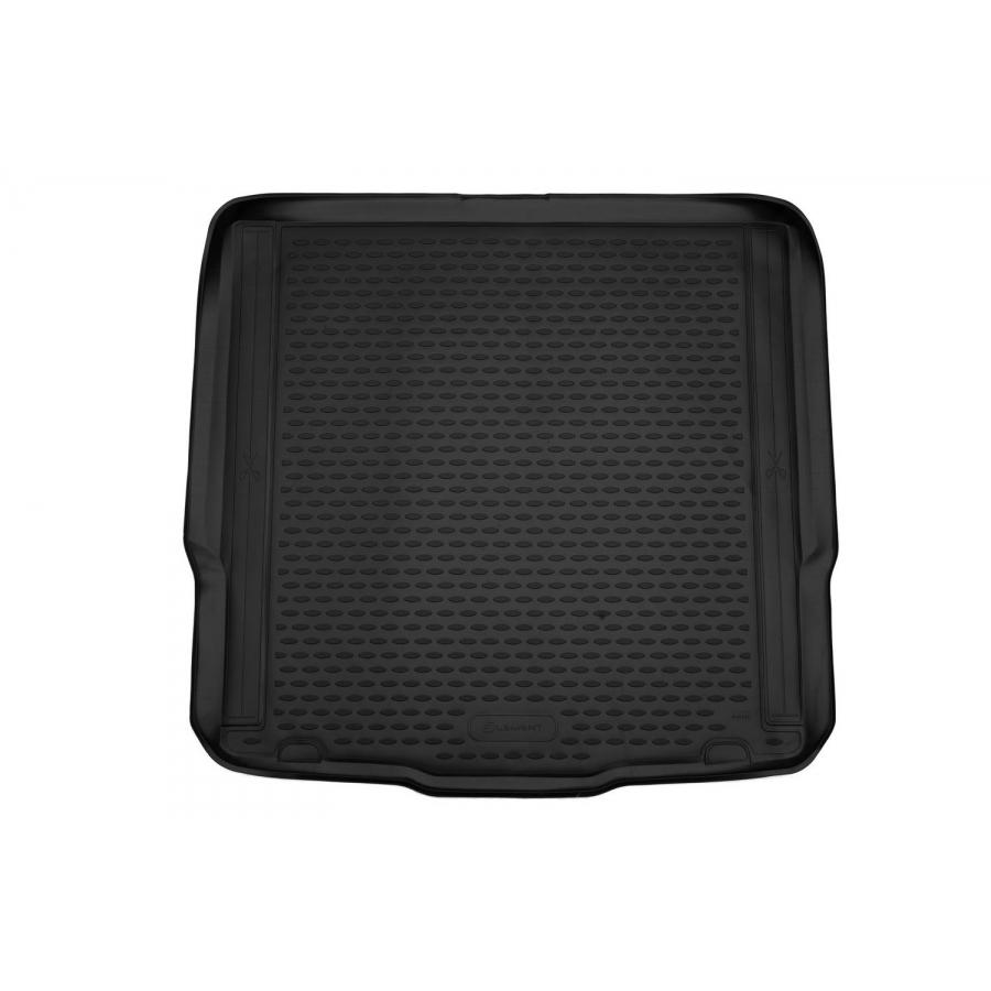 Poliuretaninis bagažinės kilimėlis FORD Mondeo Wagon 2014→ (Su standartiniu atsarginiu ratu)