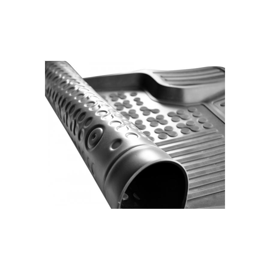 Guminiai kilimėliai JAGUAR XE 2015→ (Paaukštintais kraštais, Netinka Hybrid)